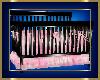 Black & Pink Cot