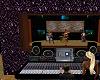 Cosmic recording studio