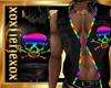 [L] Skull Pride Vest M