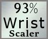 Wrist Scale 93% M A