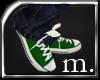 =M= =Converse [green]
