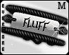 © Fluff Rope W Bands-M