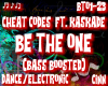 Cheat Codes - Be the One