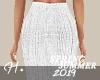 H. Holy Midi Skirt