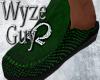 WG Loafer Omega Green