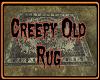 Creepy Old Rug