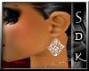 #SDK# Celtic 3 Earrings