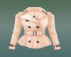Pale Pink Fall Jacket