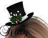 (K)Goth Christmas Hat
