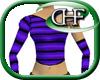 HFD Stripey Purple