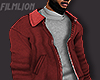 F' Faded Red JKT V2