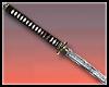 Katana - Samurai Black