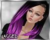 Valeria black purple