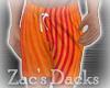 [ZAC] Shorts Flame