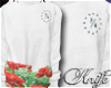 ♆ Floral Sweater 'F
