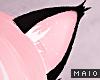 🅜 NEKO: ears 1 black