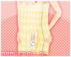 *A Yellow Tartan Towel