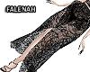 🥀 Rosa Negra Skirt