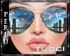 [P]TUCCI Aviator Glasses