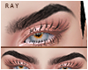 ® Arched Blk Brows MH