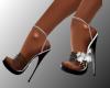 Dalia2 Black Heels