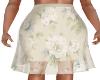 Shilo Skirt-Green/Cream