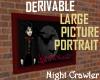 Derivable Lrge Pic Frame