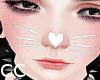 CC| White Heart Nose