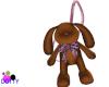 dotty chocolate bunny