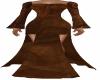 Steampunk LP Long Dress