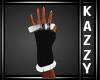 }KR{ Black Gloves