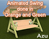Orange & Green Swing Ani