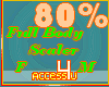 ! 80% F/M Body Scaler