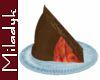 MLK Bundt Cake Slice