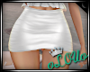 .L. Flirty Skirt White