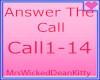 Answer The Call Shanna J
