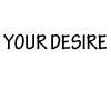 KA: Your desire headsign