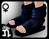 (n)Ninja Sandals 8 Blue
