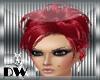 D* Ariel hair red