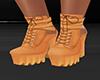 GL-Aspen Boots Wheat