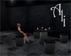 Nocte table and stools