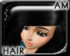 [AM] Hikatu Black Hair