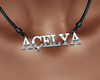 ✘ Acelya Neckl.