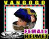 VG Female RACE  Helmet