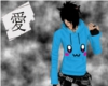 KS - blue.kawaii.hoody