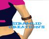 Sira Armband Red