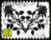 [ReA]Roses Back Tattoo