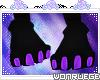 ℛ» Noir M Feet v2