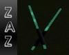 (ZaZ) Aquan Glowsticks