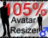 *M* Avatar Scaler 105%